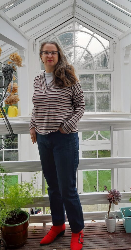 Musing the morgan jeans pattern
